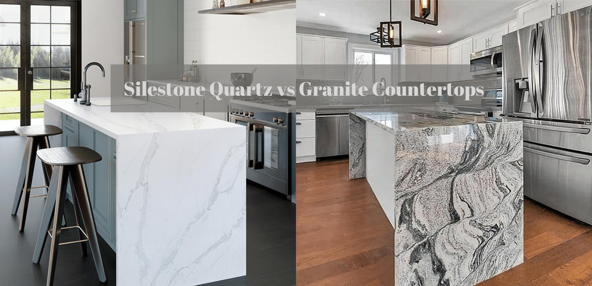 Silestone Quartz Countertops vs Granite Countertops Whats the Difference silestone quartz vs granite silestone vs granite
