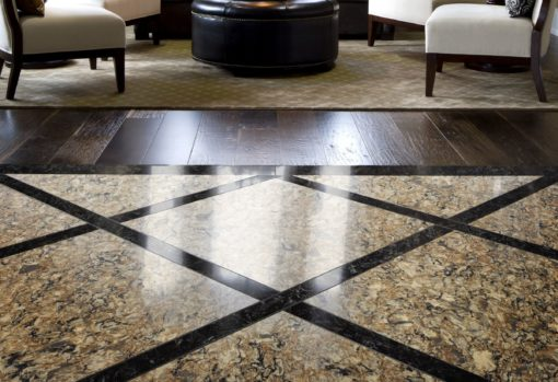 Armitage/Bradshaw Cambria Quartz Floor
