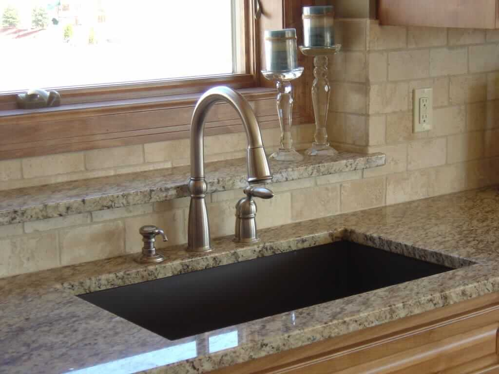 Granite Countertops Product : Giallo ornamental granite international stone