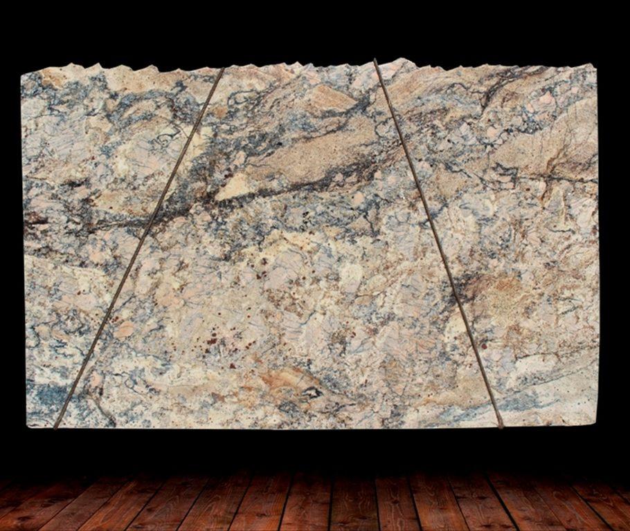 Azurite Granite Slabs
