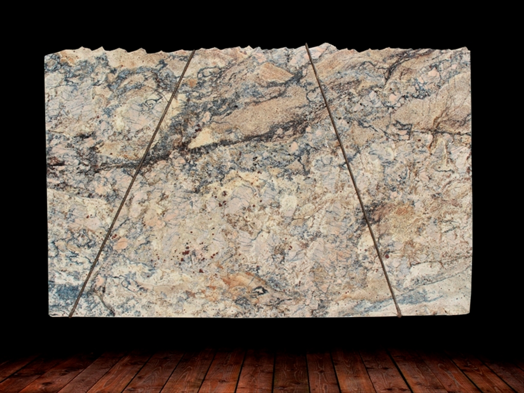 Picture of a Slab of Granite Stone