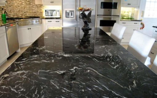 Black-forest-granite-kitchen