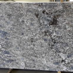 Blue Flower Granite Slab