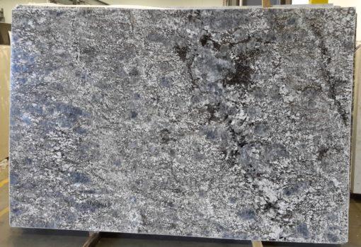Blue Flower Granite Slab