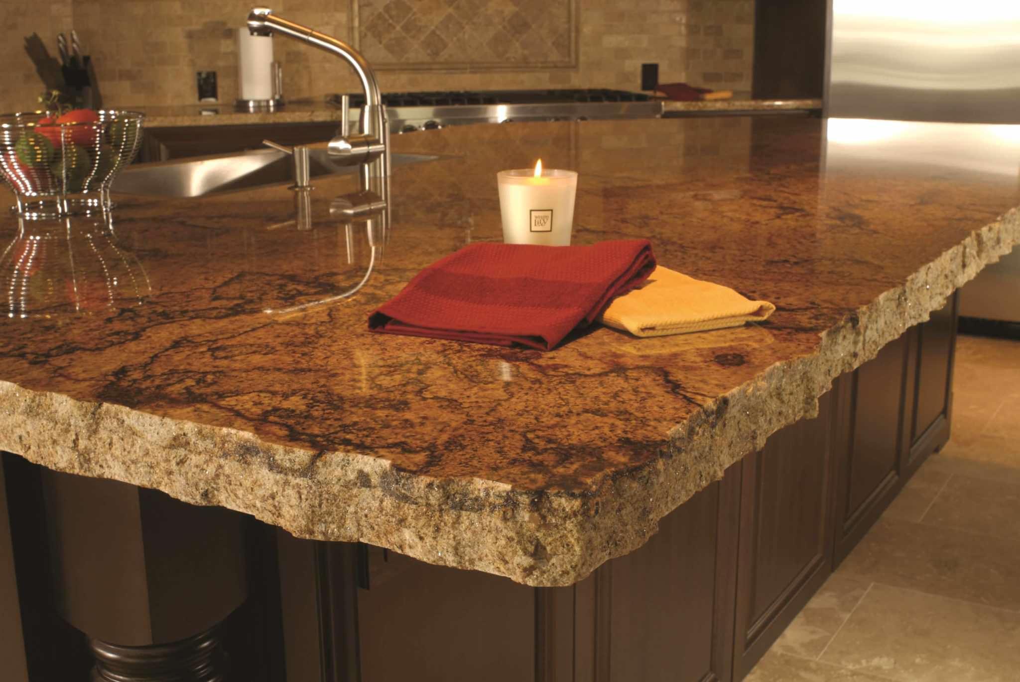 Concrete Kitchen Countertops San Diego