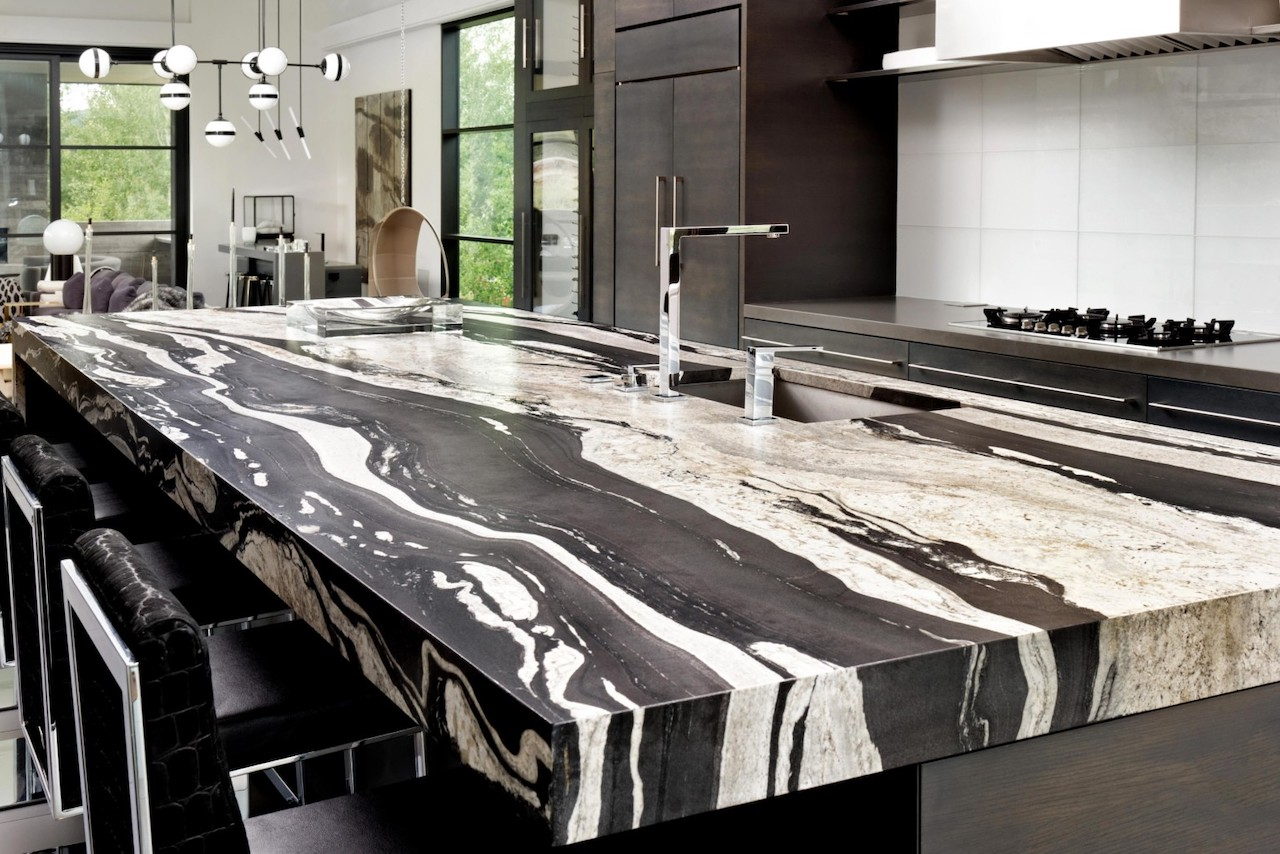 Copacabana Granite Countertops