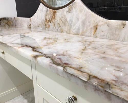 Cristallo-Oro-Vanity Soapstone Countertops Marble Kitchen Backsplash on kitchen countertops soapstone, kitchen faucet soapstone, kitchen sinks soapstone,