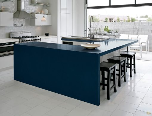 Hadley Cambria Quartz Kitchen Countertops