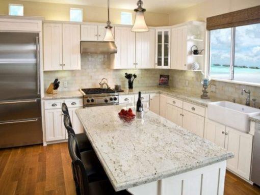 Incredible White Granite 17923