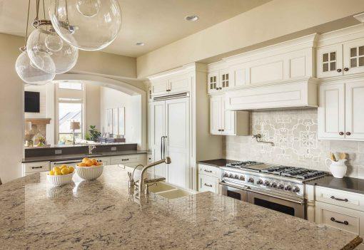 NewHaven Cambria Quartz Kitchen Countertops Tampa Sarasota Orlando