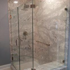 Summerhill Cambria Quartz Bathroom Shower Walls