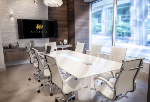 Whitehall Cambria Quartz Table Countertop
