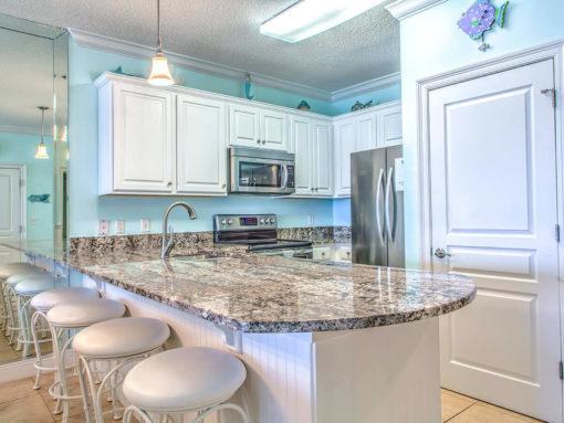 Blue Dunes Granite Kitchen