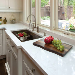 Cambria Torquay Quartz Countertops Kitchen Sink