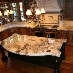 Sienna Bordeaux Granite 18722