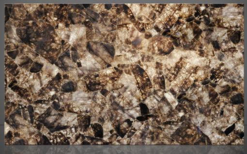 Smoky Quartz Dark Semi Precious Gemstone