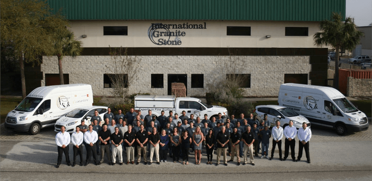 International Granite & Stone Team About Us