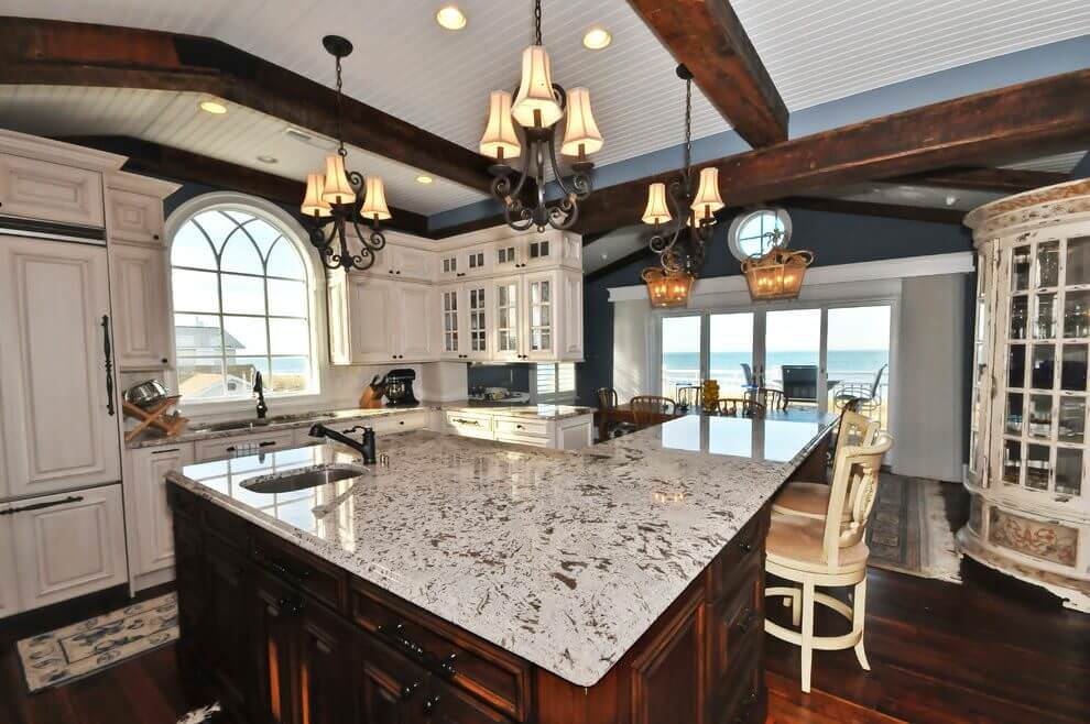 The 5 Best Qualities of White Granite and Other Stone Countertops