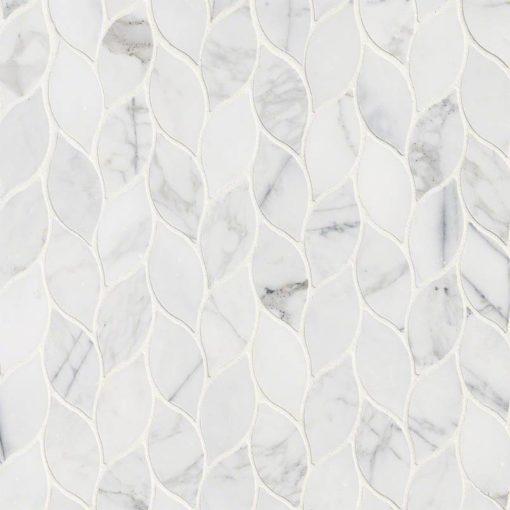 Calacatta Blanco Pattern Polished