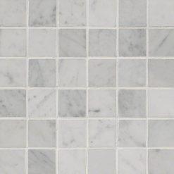 Carrara White 2×2 Polished