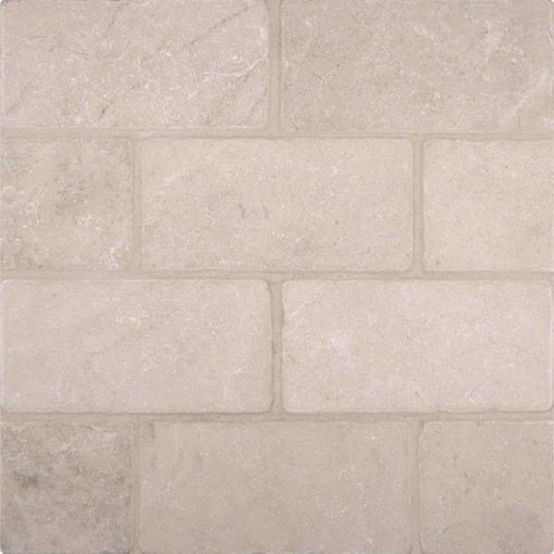 Crema Marfil Subway Tile Polished 4×12