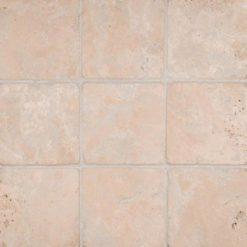 Durango Cream 4×4 Tumbled Tile