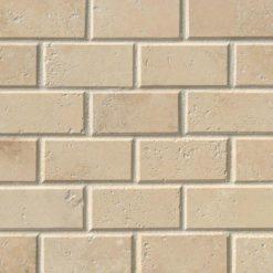Durango Cream Subway Tile 2×4