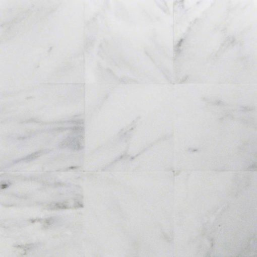 Greecian White 4×4 Polished And Beveled Tile