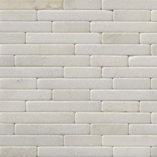 Greecian White Tumbled Veneer 8×18
