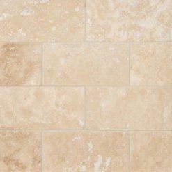 Ivory Travertine Subway Tile 3×6