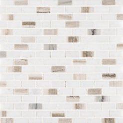 Palisandro Mini Brick Polished