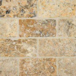 Tumbled Tuscany Scabas Subway Tile 3×6
