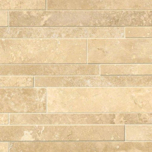Tuscany Ivory Interlocking Pattern 12×18 Honed