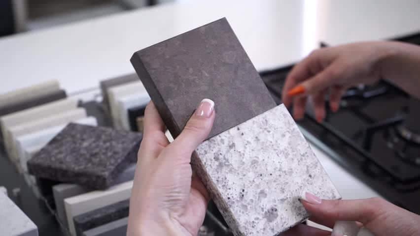 quartz samples