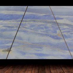 Azul Macaubus Signature Quartzite Slab countertops tampa sarasota clearwater