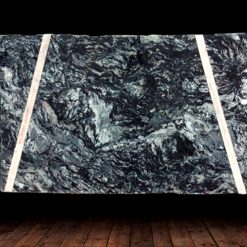 Blue Fantasy Granite Slab countertops tampa sarasota clearwater