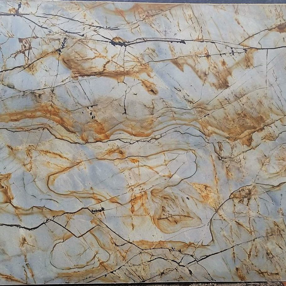 Blue Roma Quartzite
