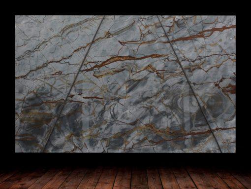 Blue Roma Quartzite Slab countertops tampa sarasota clearwater