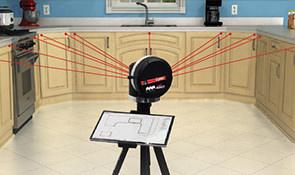 Laser-templater