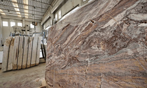 Chips, Cracks, And Blemishes In Natural Stone