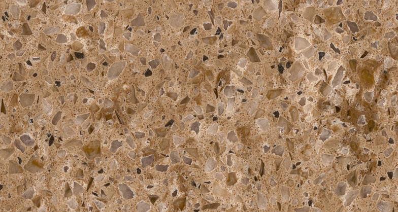 Caesarstone Chocolate Truffle Quartz | Countertops, Cost, Reviews