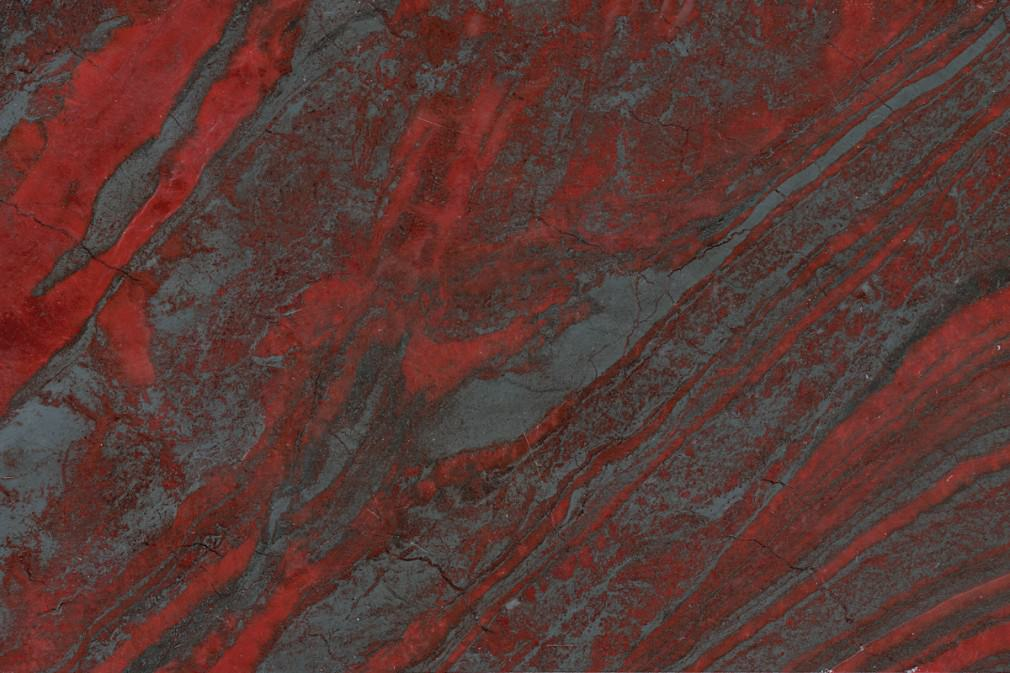Iron Red Granite