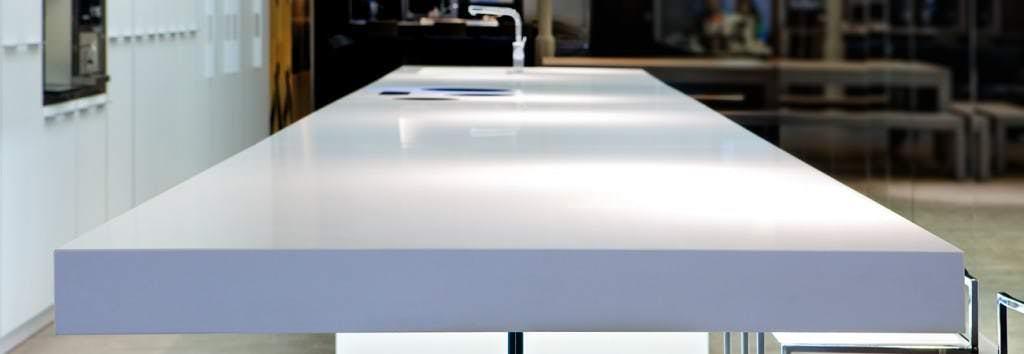 White Quartz Countertops Tampa
