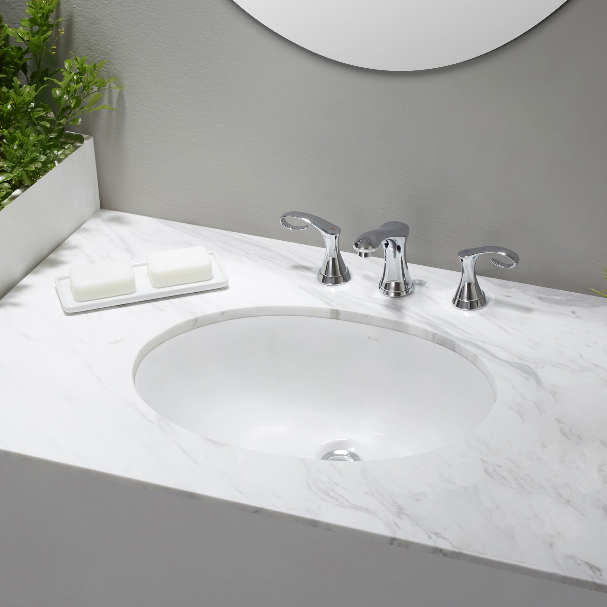 Oval Porcelain Undermount Sink Countertops Cost Reviews
