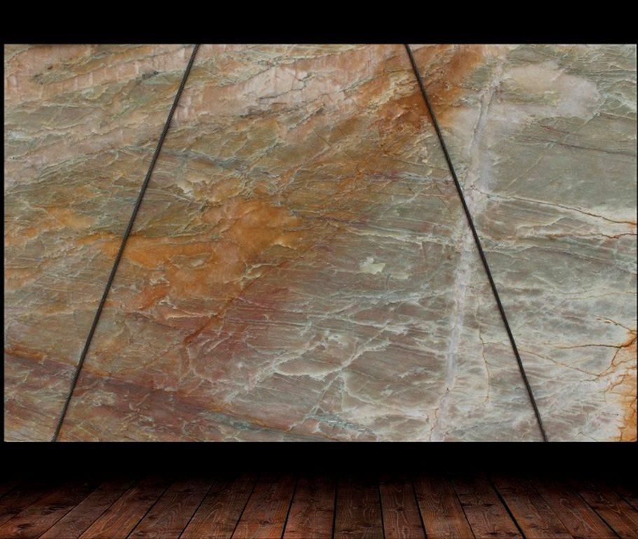 Alexandrita Quartzite Leather Finish
