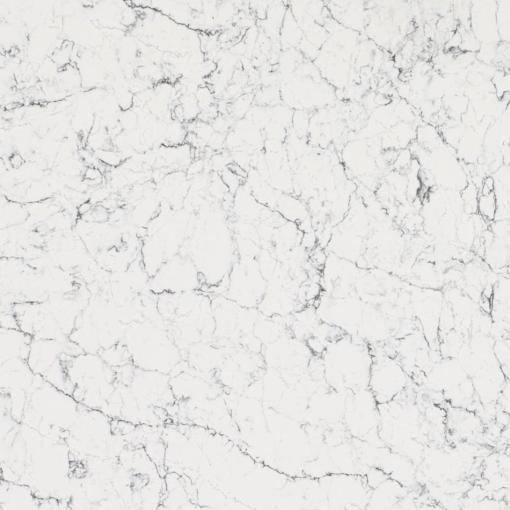 Caesarstone White Attica Quartz | Countertops, Cost, Reviews