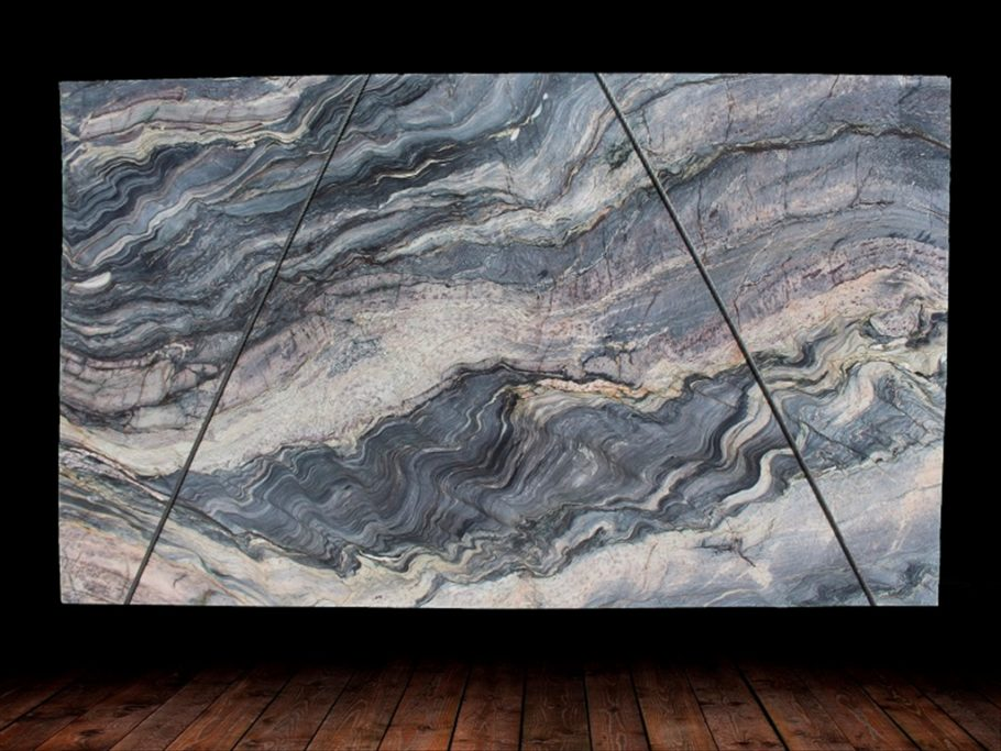 Explosion Blue Granite