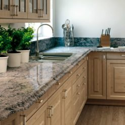Himalayan Moon Caesarstone Quartz Kitchen