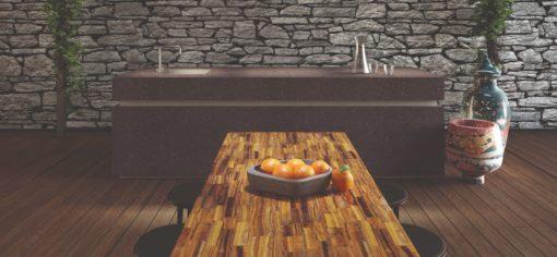 Sirena Caesarstone Quartz Table