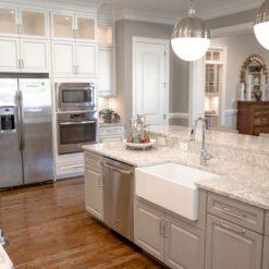 Cambria Berwyn Quartz Kitchen Countertops Tampa Sarasota Orlando 2
